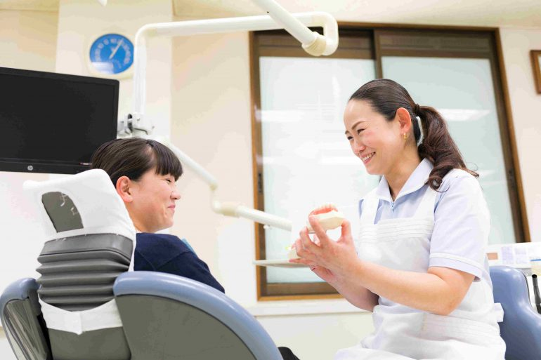 歯科衛生士|白河の須藤歯科医院