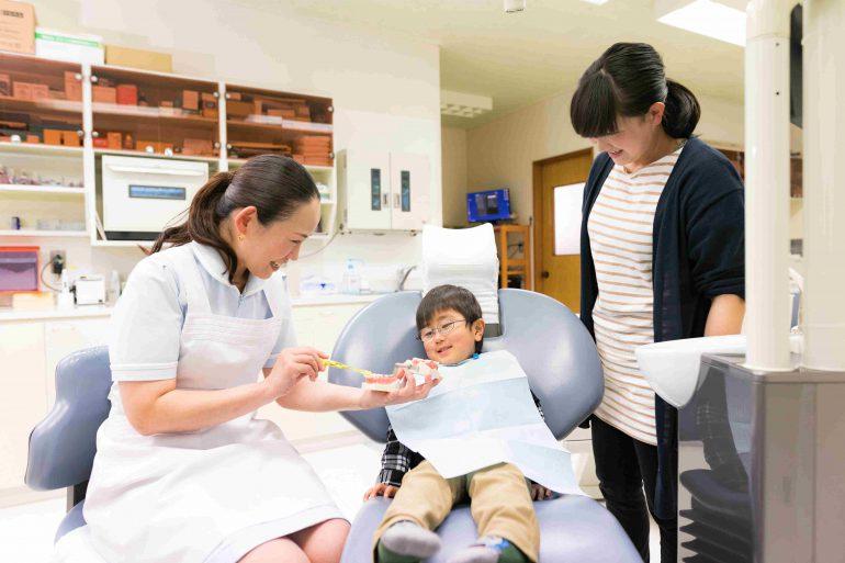 予防歯科|白河の須藤歯科医院