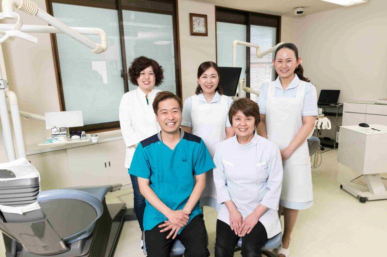 集合写真|白河の須藤歯科医院