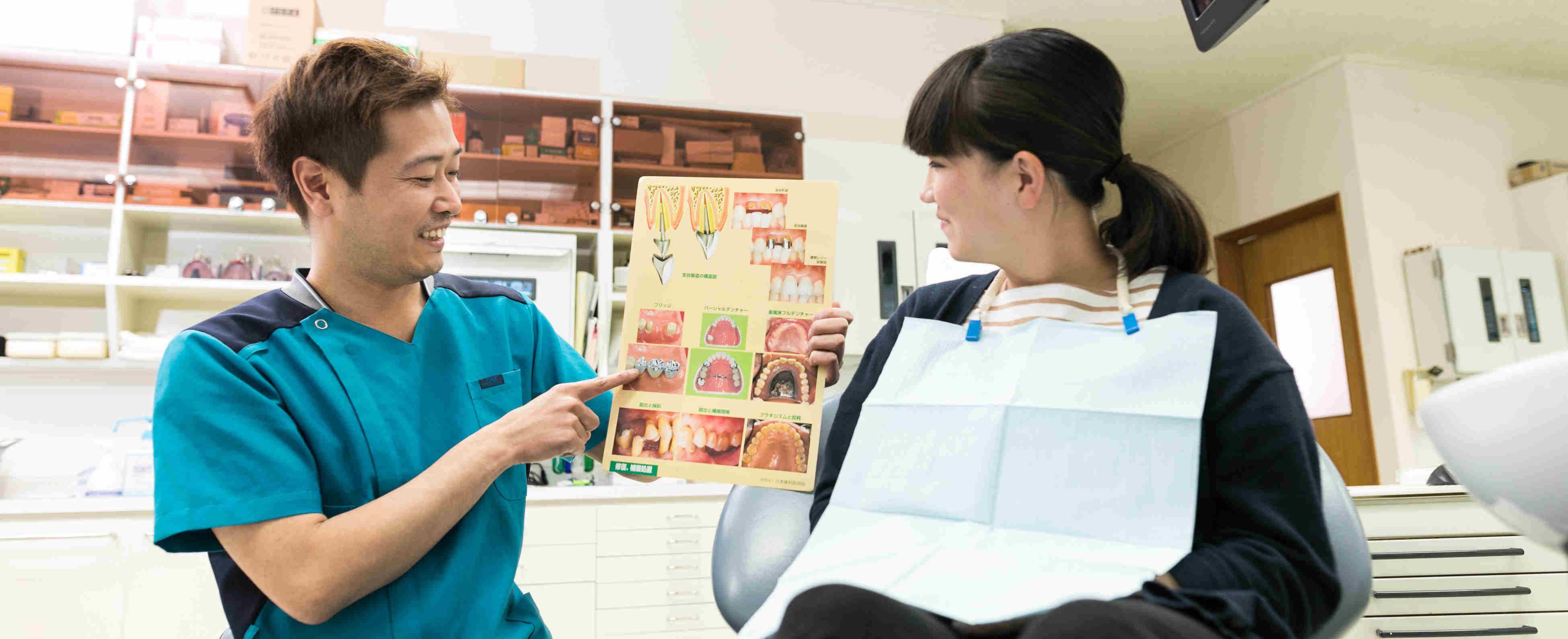 治療計画|白河の須藤歯科医院