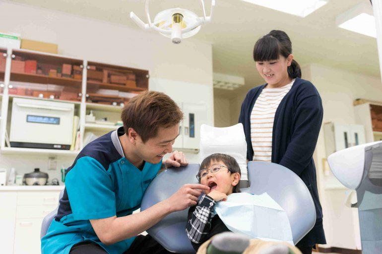 小児歯科|白河の須藤歯科医院