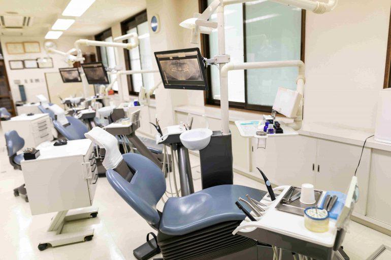 診療室|白河の須藤歯科医院