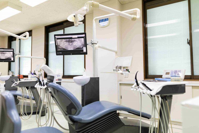 ユニット|白河の須藤歯科医院