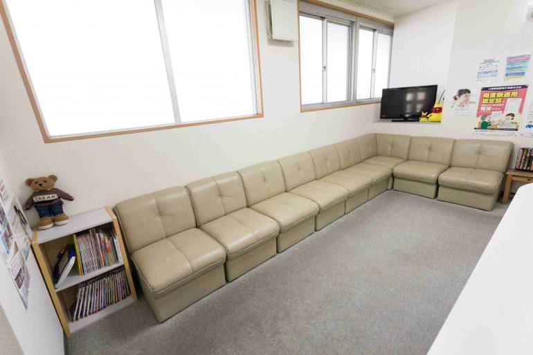 待合室|白河の須藤歯科医院
